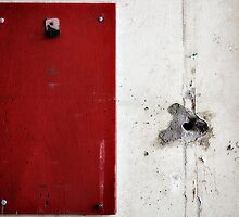 Hole in the Wall by David Librach - DL Photography -