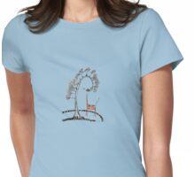 Reach Womens Fitted T-Shirt