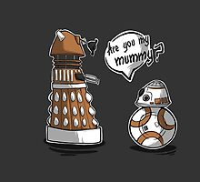 Are you my mummy? - Orange version by Arry