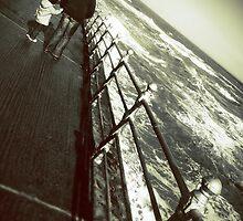 Walk On The Promenade by Alex Worsley