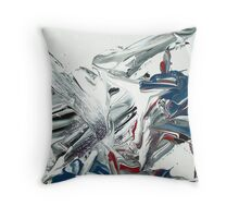 Pure Frustration Throw Pillow