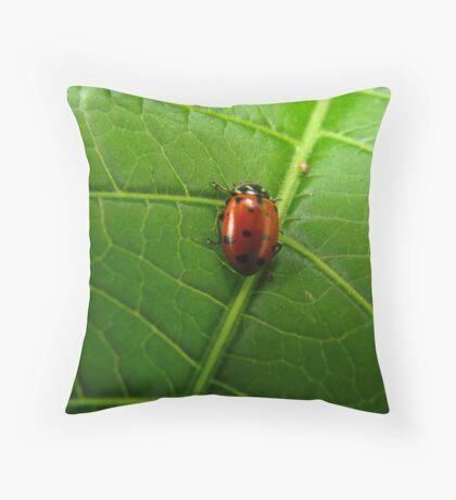 Gardener's Friend Throw Pillow