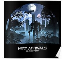 New Arrivals Poster