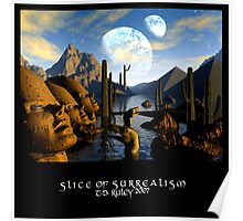 Slice of Surrealism Poster