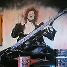 phil lynott wall mural 2003 by imajica