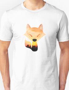 Sunrise Fox T-Shirt