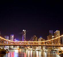The Story Bridge by D Byrne