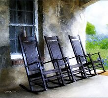 Come Sit for a Spell by Carolyn Staut