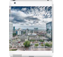 Skyline Birmingham iPad Case/Skin