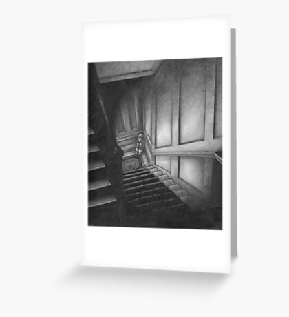 Lonely at the Bottom Greeting Card