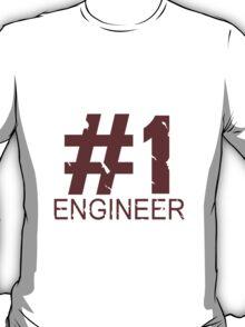 Engineer Mug Design T-Shirt