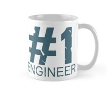 Engineer Mug Design (BLU) Mug
