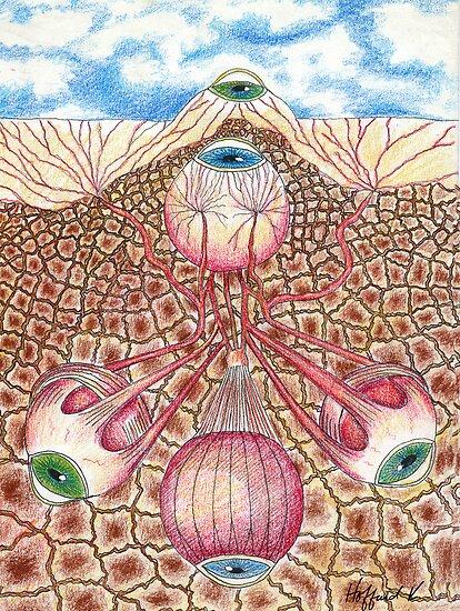 Eyes Under Earth by Hoffard