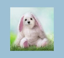 Snowdrop the Maltese - Dressing Up for Easter ! Unisex T-Shirt