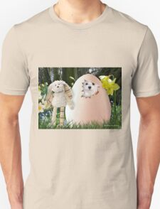 Snowdrop the Maltese - Is it Easter Yet ? T-Shirt