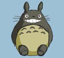 Totoro (shaded) Kids Clothes