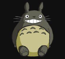 Totoro (shaded) Kids Tee