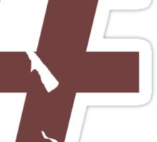 Scout Mug Design Sticker