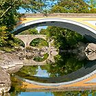 Bridges cross the Lune by Stephen Knowles