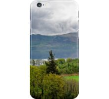 Derwentwater Lake District iPhone Case/Skin