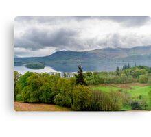 Derwentwater Lake District Metal Print
