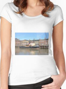 Tugboat Kingston Women's Fitted Scoop T-Shirt