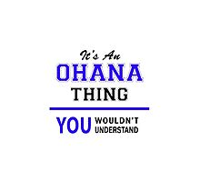 It's an OHANA thing, you wouldn't understand !! by thenamer