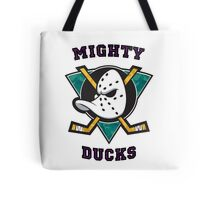 Mighty Ducks Tote Bag