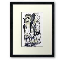 A Wife for Claude Framed Print