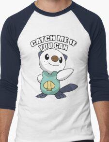 try to get this pokemon Men's Baseball ¾ T-Shirt
