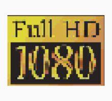 Full HD 1080p Baby Tee