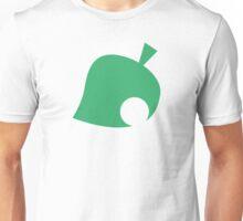Animal Crossing Symbol - Super Smash Bros. (color) Unisex T-Shirt