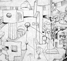 Building Blocks by Harry G. Sepulveda
