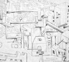 Building blocks II by Harry G. Sepulveda