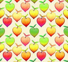 Peach Love by IAmErika