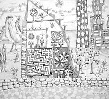 Dream Puzzle by Harry G. Sepulveda