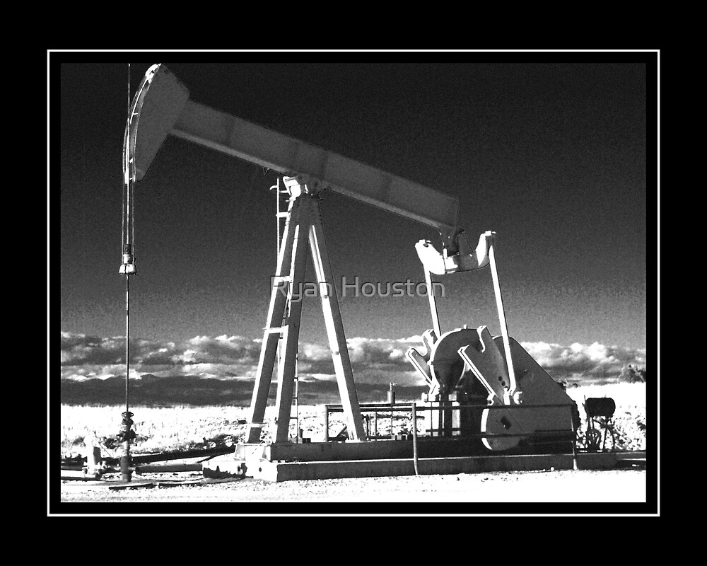 Infrared Oil Pump - Ute Reservation by Ryan Houston