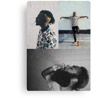 Flatbush Zombies Meechy and Juice Canvas Print