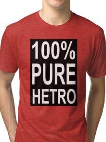 100% Tri-blend T-Shirt