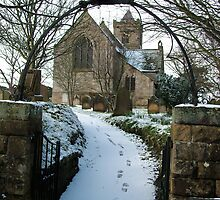 Easington Church--North Yorks by dougie1