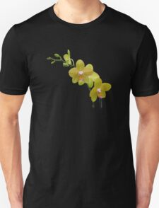 YELLOW ORCHIDS T-Shirt