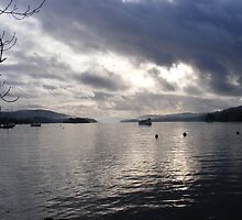 Lake Windermere by Bootkneck