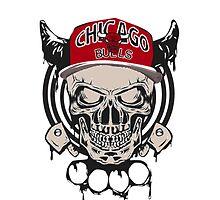 Chicago Bulls by RikkiSix