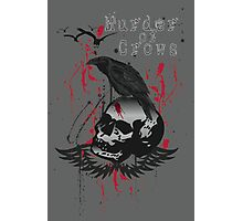 Murder Of Crows Photographic Print