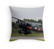 Westland Lysander IIIA Throw Pillow