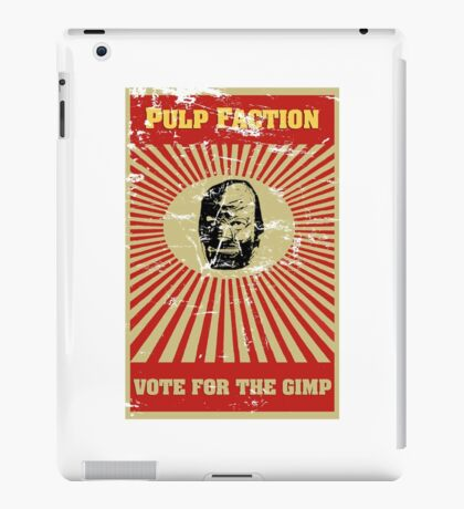 Pulp Faction - The Gimp iPad Case/Skin