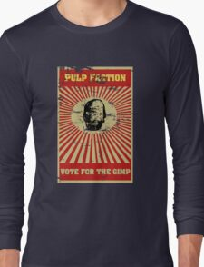 Pulp Faction - The Gimp Long Sleeve T-Shirt