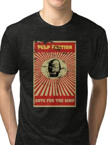 Pulp Faction - The Gimp Tri-blend T-Shirt