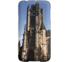 Manchester Cathedral Samsung Galaxy Case/Skin