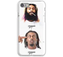 Clockwork Indigo - Meech and Juice FBZ iPhone Case/Skin